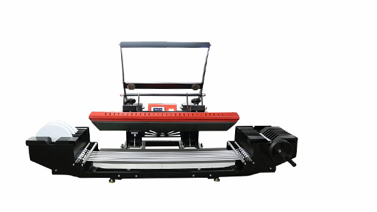 jual lanyard lzp-40-fd heat press machine