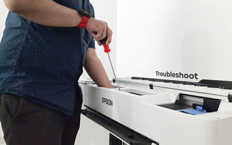 troubleshoot service