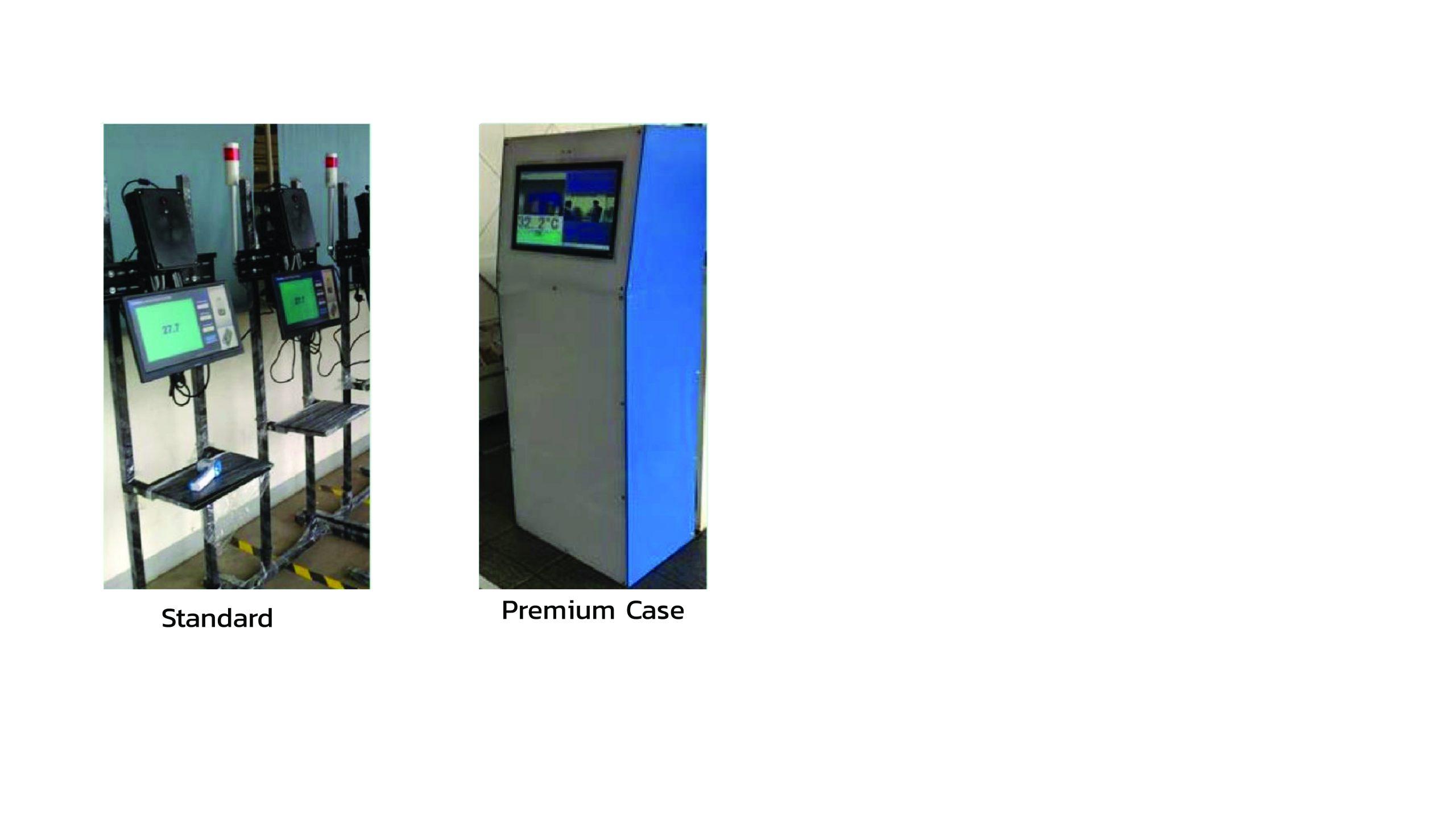 human heat detector sensor post