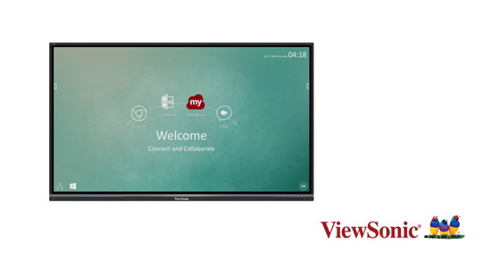 jual viewsonic viewboard ifp7550-2